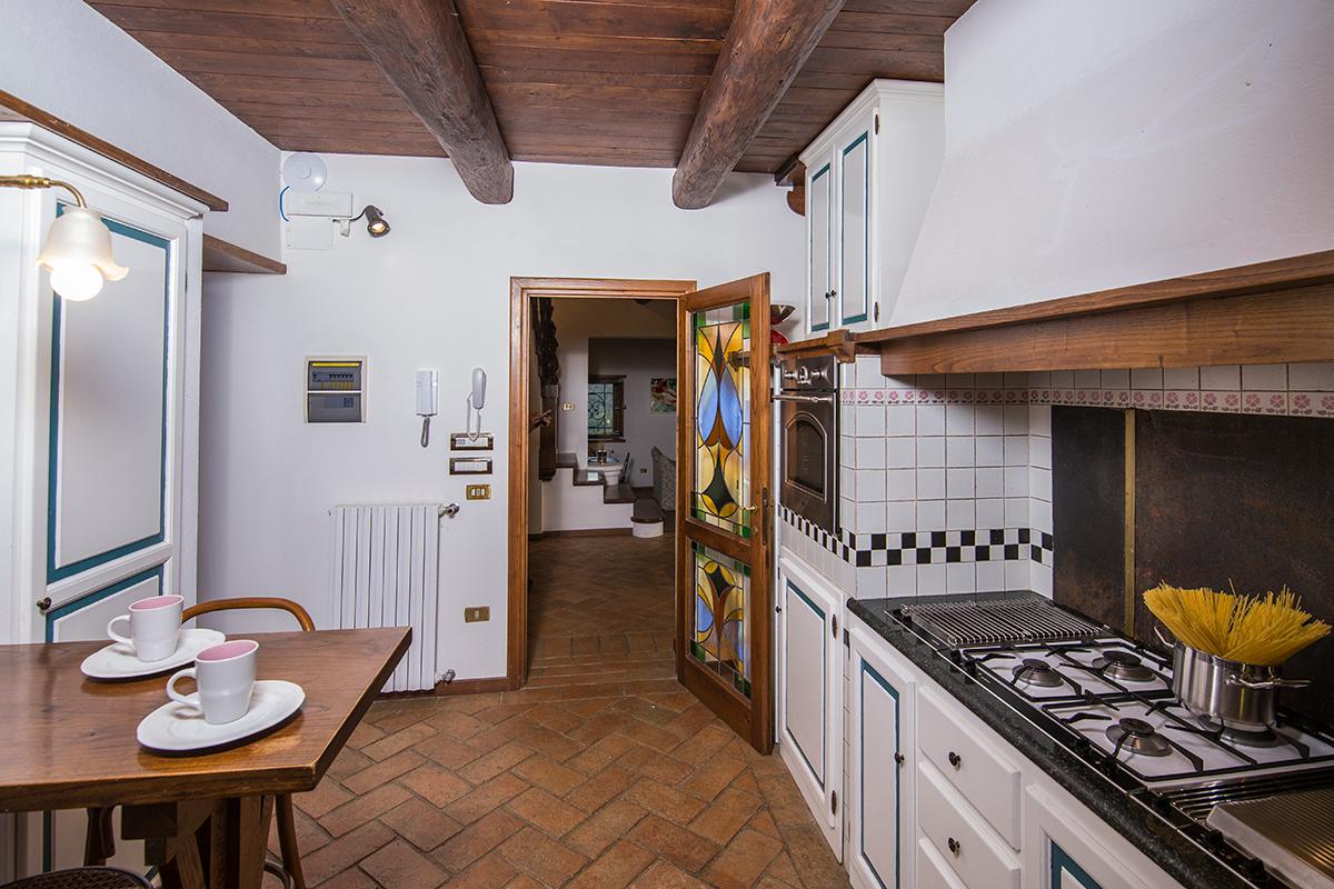 Villa Montermoli - Le Cucine